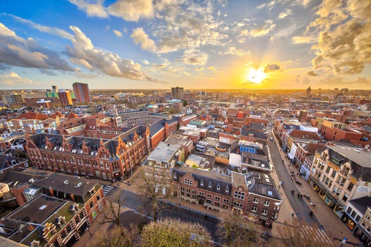 Vernieuwde gemeente Groningen vijfde stad van Nederland